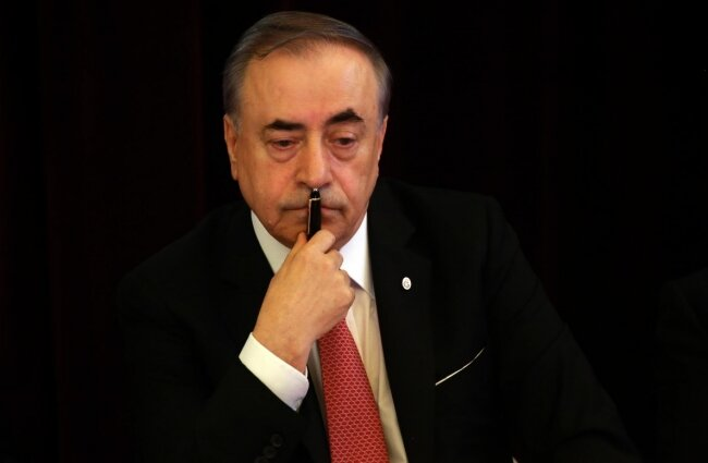'G.SARAY'I BÖLMEYİN!'
