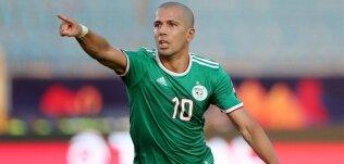 Feghouli: 'Allah bana nasip etti'