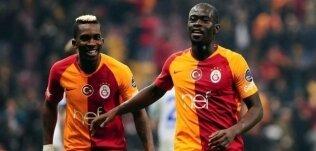 Badou, Galatasaray'a hayat veriyor!
