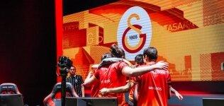 E-Spor derbisinde Galatasaray şovu!