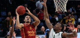 Galatasaray, UNICS Kazan'ı devirdi