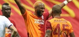 Galatasaray'da harika bir seri!