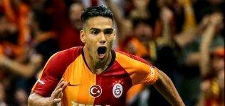 Süper Lig'in en iyisi: Falcao!