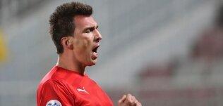 Mario Mandzukic, Katar'dan ayrıldı!