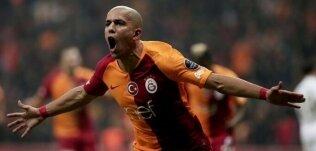 Feghouli'ye kırmızı kart cezası!