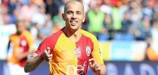 Galatasaray'da sıra geldi Feghouli'ye