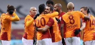 'Galatasaray, Barça gibi: tiki-taka'