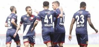 Antalyaspor'dan Beşiktaş mesajı