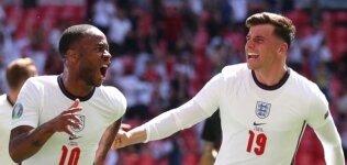 EURO 2020: İngiltere 1-0 Hırvatistan