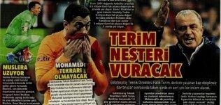 Günün Galatasaray manşetleri