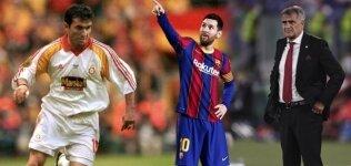 Hagi: 'Messi biraz bana benziyor'