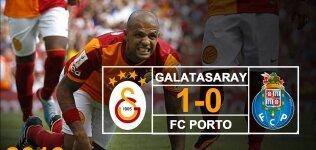 Melo, Porto'ya karşı zaferi getirmişti!