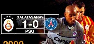 Galatasaray, PSG'yi sahadan silmişti