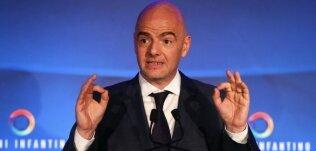 FIFA ve UEFA'dan devlere tarihi rest
