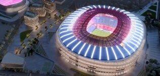 İşte Barça'nın yeni stadyumu