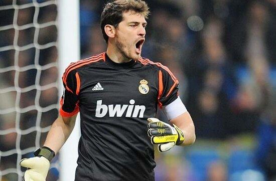 Casillas'ı en son G.Saray avladı