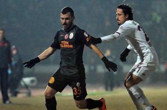Zemin, hava, futbol, sonuç; HEPSİ KÖTÜ!
