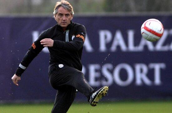 """Mancini şaşkın: """"Sayamadım"""""""