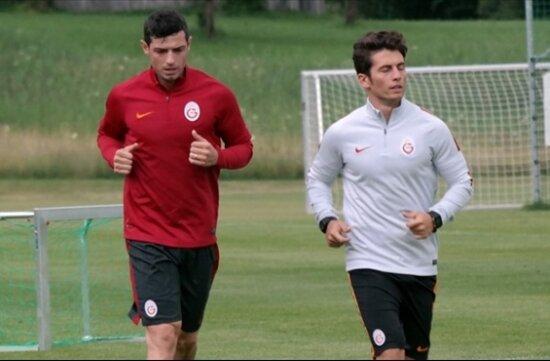 Galatasaray'da Dzemaili sürprizi