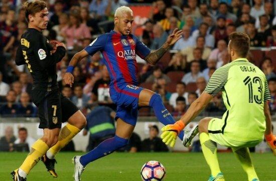Arda'lı Barça, Atletico'yu geçemedi