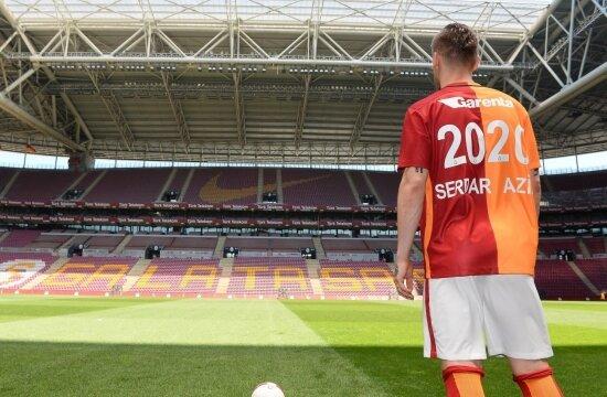 Serdar Aziz Bursaspor'la görüşecek