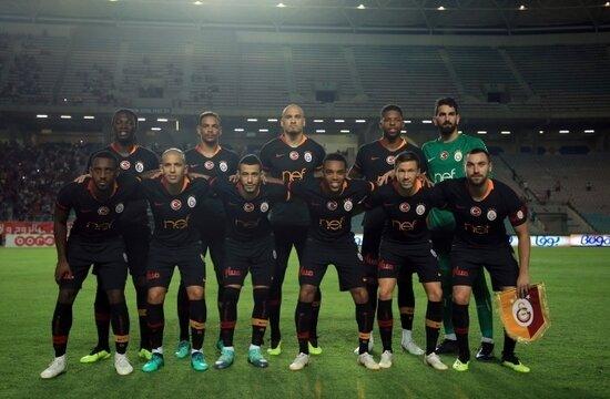 Galatasaray ile MKE Ankaragücü 95. randevuda
