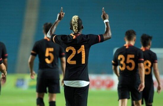 Onyekuru'dan Fatih Terim, Henry ve Galatasaray itirafı
