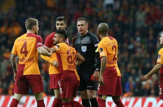 TFF'den Galatasaray'a yanıt yok