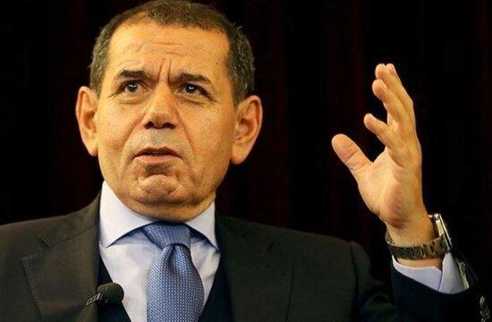 """Dursun Özbek'ten ilk mesaj; """"Bu iş burada bitmedi"""""""