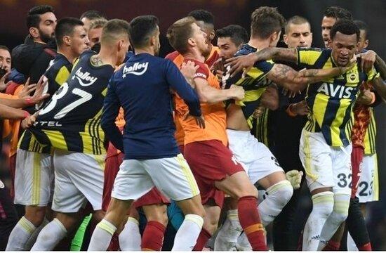 SON DAKİKA: Galatasaray - Fenerbahçe derbisinin PFDK kararları açıklandı