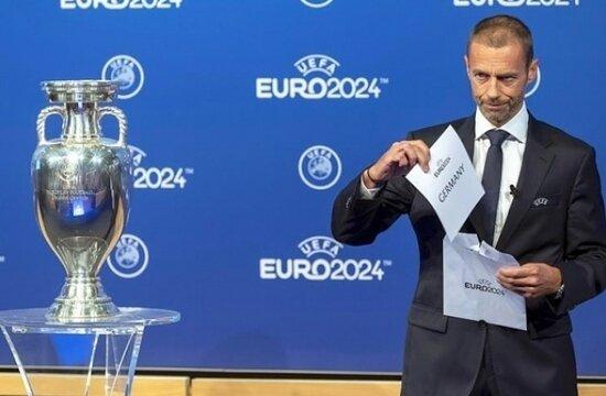Ceferin'in büyük EURO 2024 oyunu!