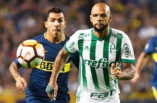 Felipe Melo, Boca Juniors ile görüşüyor