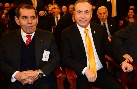 Fatih Terim'den Mustafa Cengiz'e tebrik telefonu