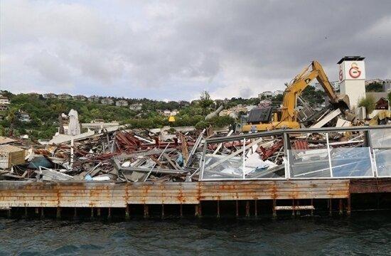 Galatasaray Adası elden gitti mi?