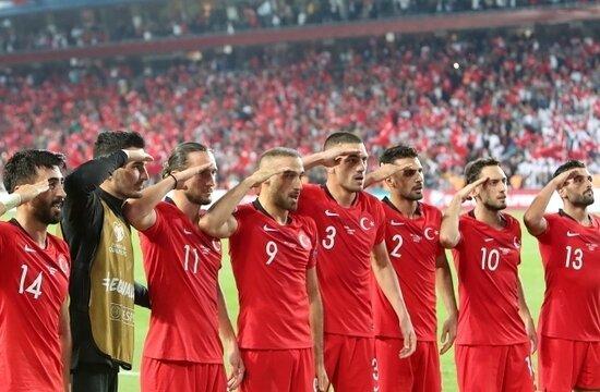 """UEFA'dan skandal açıklama: """"Türkiye'nin sevincini inceleyeceğiz"""""""