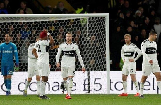 Fulham, Premier Lig'den düştü!