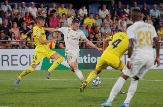 Real Madrid eriyor! 2 puan daha...