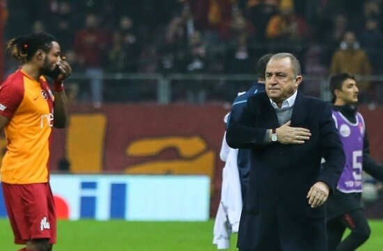 Fatih Terim, 99 gün sonra evinde lig maçında