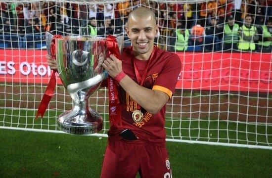 "Sofiane Feghouli: ""İnşallah şampiyon olacağız!"""