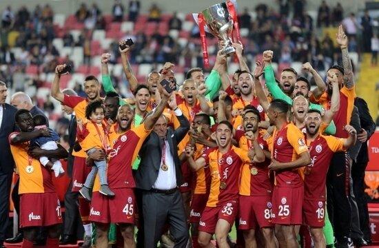 İşte Galatasaray'ın kazandığı para!