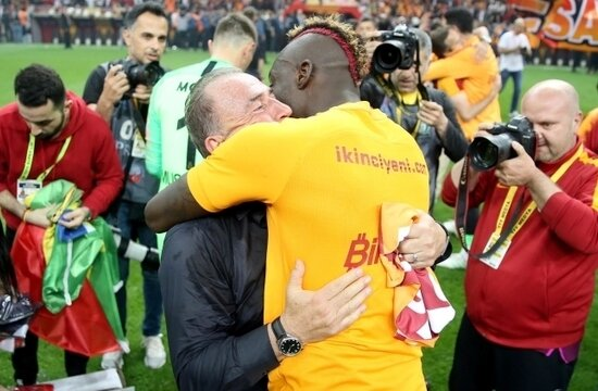 """Mbaye Diagne: """"Kelimeler bulamıyorum"""""""
