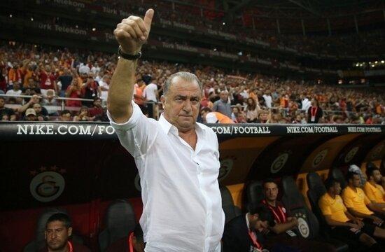 Galatasaray taraftarı şova hazır!