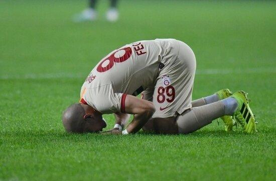 """Sofiane Feghouli: """"Her maç 90 dakika oynamalıyım"""""""