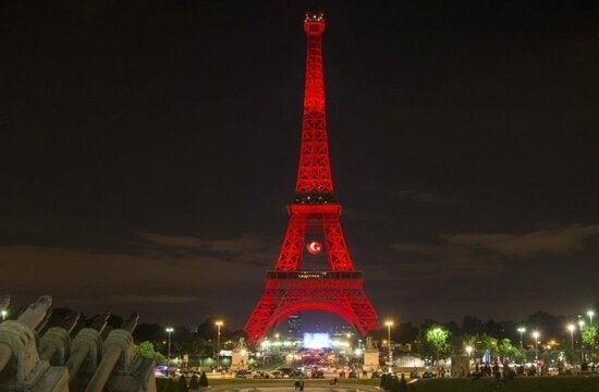 """Paris emniyeti açıkladı: """"78 bin bilet, 40 bin Türk"""""""