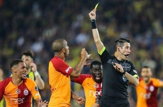 Galatasaray'dan Ali Palabıyık tepkisi