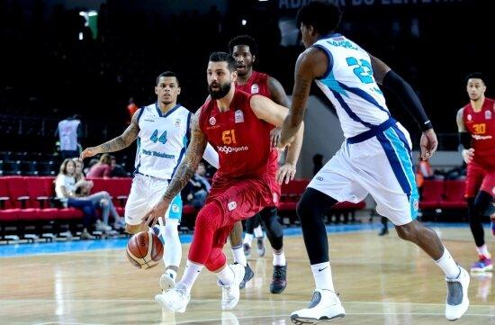 Basketbol Türkiye Kupası'na çeyrek finalde veda ettik