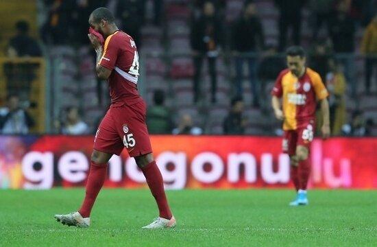 Galatasaray, büyük maçlarda atamıyor, kazanamıyor