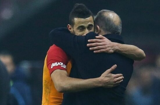 Benfica maçında hücum kozu; Younes Belhanda