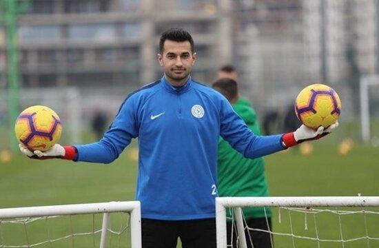 Galatasaray'da kaleci kararı; Gökhan Akkan