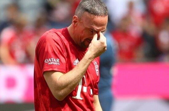 """Franck Ribery: """"Hala büyük bir kulüpte oynayabilirim"""""""